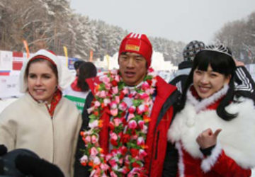 Chinese skiers claim great victory in Vasaloppet China 2010