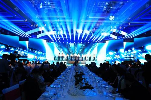 The annual feast-Vasa Night 2013
