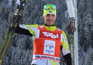FIS MARATHON CUP CHAMPION COMES TO START