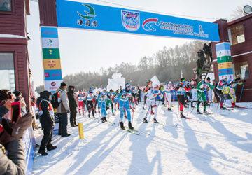 """庆祝瓦萨滑雪节""""十五""""周年视频"""