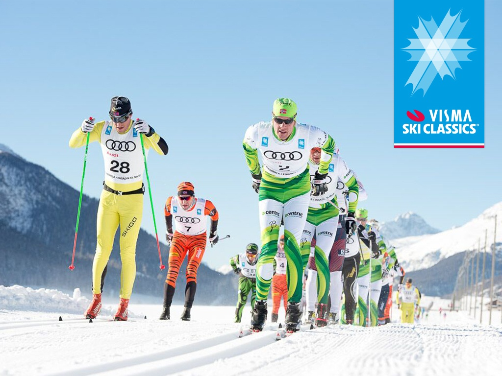Ski Classics video – Vasaloppet China new event