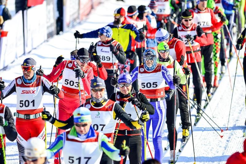 Andreas Nygaard wins 15th Vasaloppet China