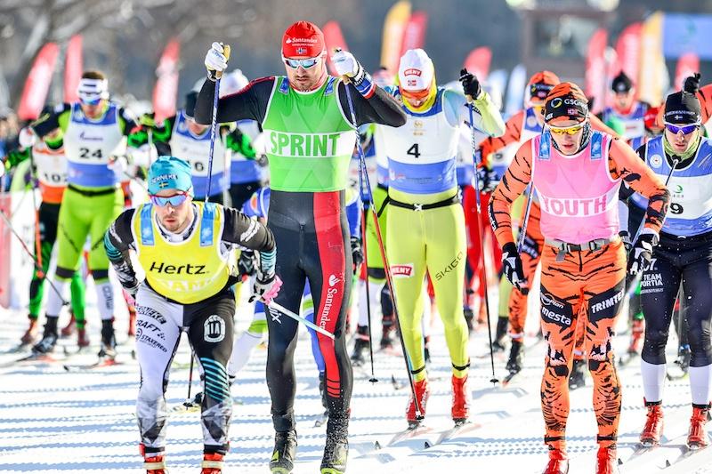 2017中国长春净月潭瓦萨国际滑雪节【视频&精彩照片】