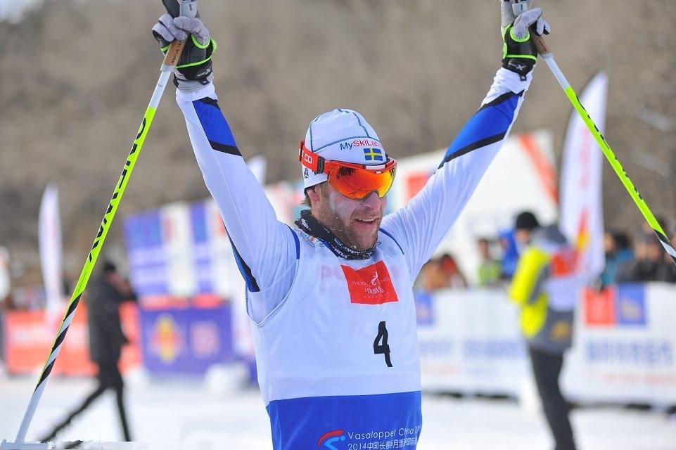 """中国瓦萨越野滑雪""""王者""""Anders Högberg专访"""